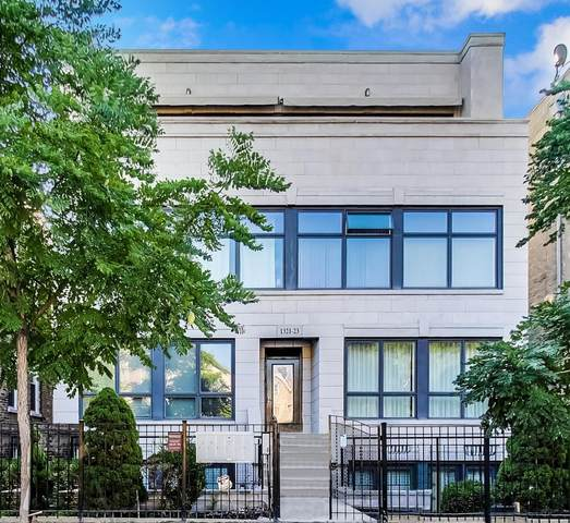 1321 N Bosworth Avenue 1S, Chicago, IL 60622 (MLS #11205081) :: The Spaniak Team