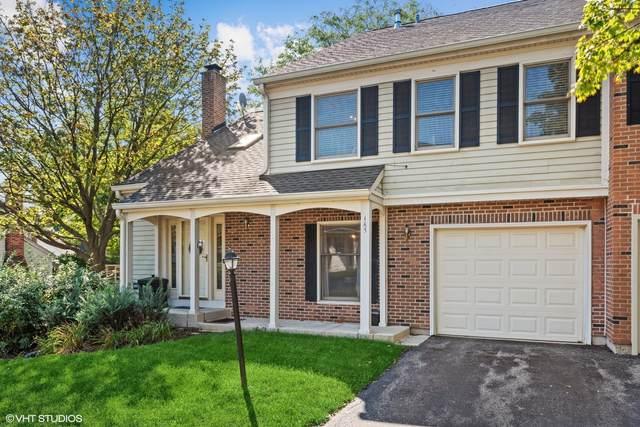 163 Bright Ridge Drive, Schaumburg, IL 60194 (MLS #11205143) :: John Lyons Real Estate