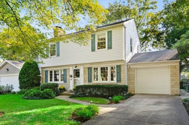 201 S Wilshire Lane, Arlington Heights, IL 60004 (MLS #11205357) :: The Wexler Group at Keller Williams Preferred Realty