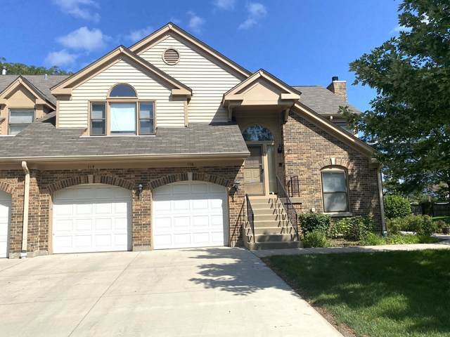 116 Willow Parkway, Buffalo Grove, IL 60089 (MLS #11205472) :: Helen Oliveri Real Estate