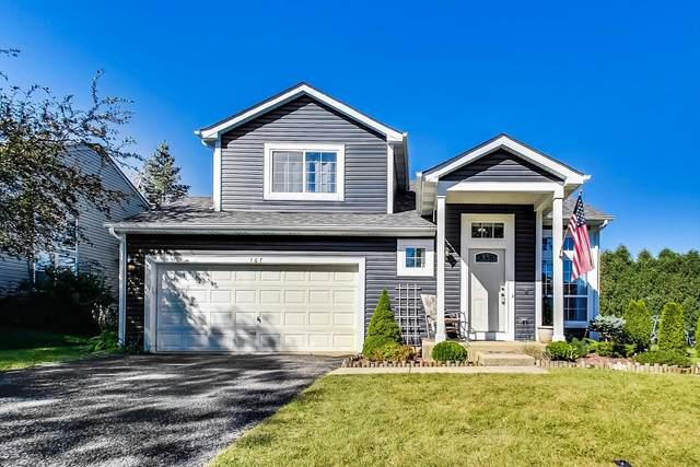 167 Cool Stone Bend, Lake In The Hills, IL 60156 (MLS #11205538) :: Ryan Dallas Real Estate