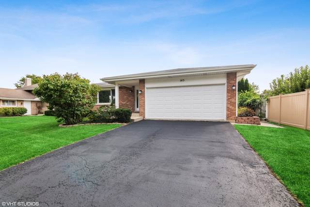 145 S Pershing Avenue S, Mundelein, IL 60060 (MLS #11205616) :: Carolyn and Hillary Homes