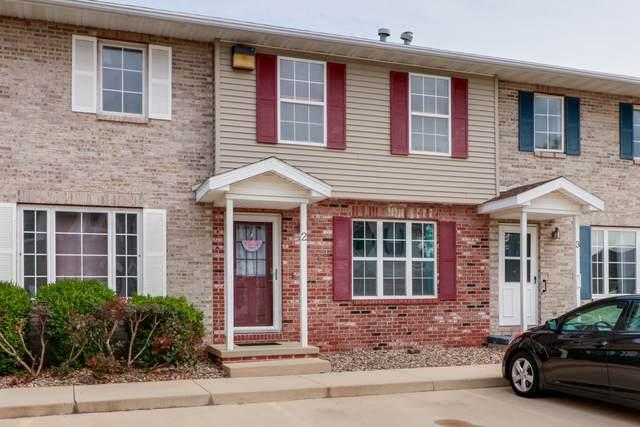 3 Andy Court #2, Bloomington, IL 61704 (MLS #11205683) :: John Lyons Real Estate