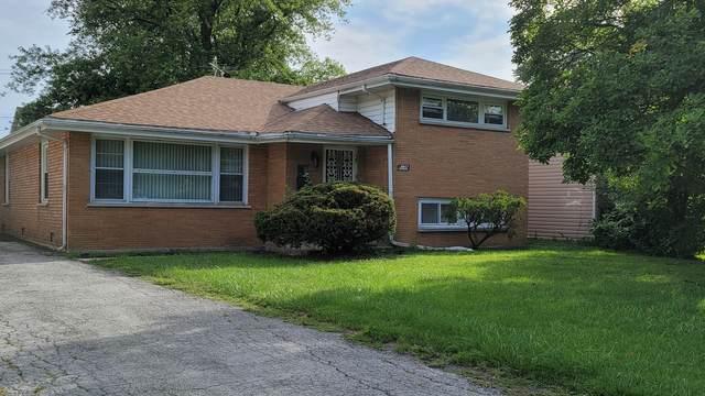2807 Lexington Drive, Hazel Crest, IL 60429 (MLS #11205797) :: Littlefield Group