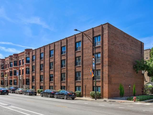 801 W Oakdale Avenue 3B, Chicago, IL 60657 (MLS #11205821) :: Touchstone Group