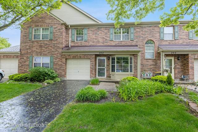 303 Cromwell Court, Westmont, IL 60559 (MLS #11205856) :: Ryan Dallas Real Estate