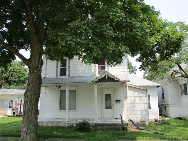 108 W Ensey Street, Tuscola, IL 61953 (MLS #11205948) :: Littlefield Group