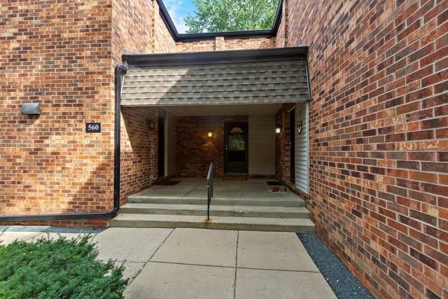 560 W Northwest Highway B, Palatine, IL 60067 (MLS #11206235) :: John Lyons Real Estate