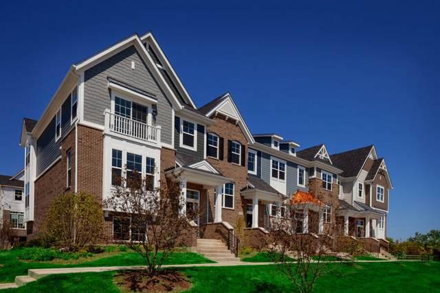 1971 Kingsley Lot #14.02 Circle, Northbrook, IL 60062 (MLS #11206490) :: John Lyons Real Estate