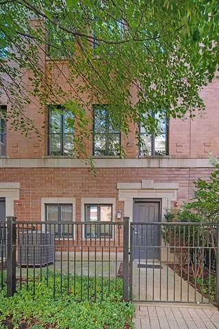 1137 W Monroe Street #8, Chicago, IL 60607 (MLS #11206617) :: John Lyons Real Estate