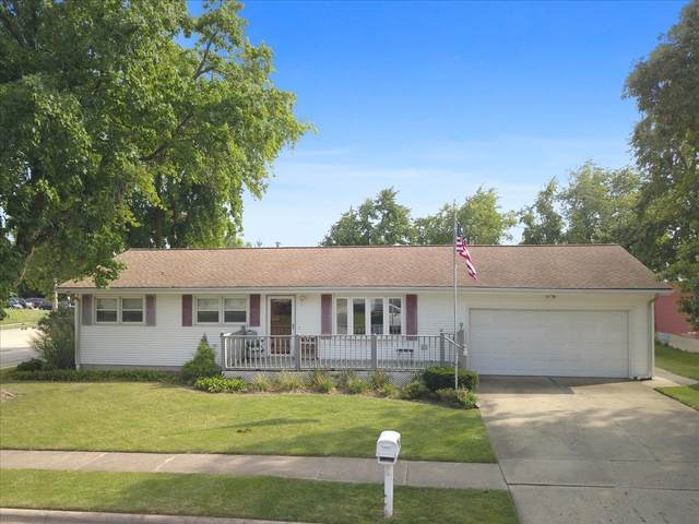 1829 Hoover Drive, Normal, IL 61761 (MLS #11206707) :: Suburban Life Realty