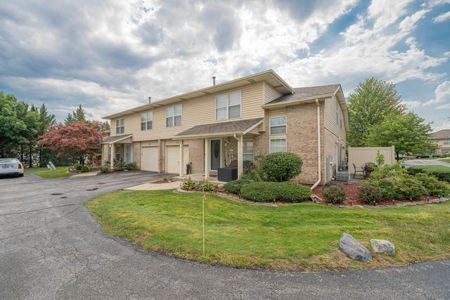 9370 Meadowview Drive #0, Orland Hills, IL 60487 (MLS #11206773) :: John Lyons Real Estate