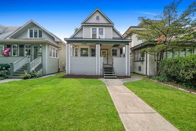 817 S Cuyler Avenue, Oak Park, IL 60304 (MLS #11206778) :: Angela Walker Homes Real Estate Group