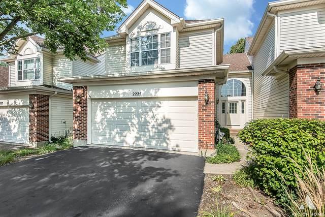 2225 Seaver Lane, Hoffman Estates, IL 60169 (MLS #11206994) :: Littlefield Group