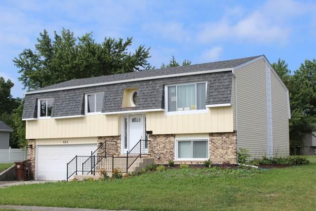 623 Sullivan Lane, University Park, IL 60484 (MLS #11207125) :: Littlefield Group