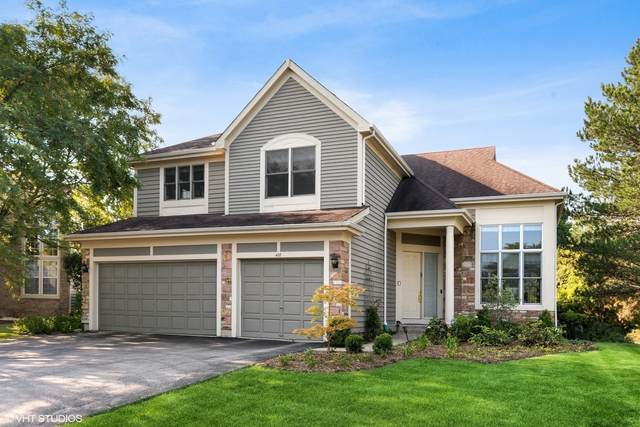 407 Muirfield Lane, Riverwoods, IL 60015 (MLS #11207164) :: The Wexler Group at Keller Williams Preferred Realty
