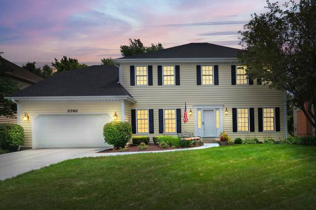 3740 Falkner Drive, Naperville, IL 60564 (MLS #11207183) :: Suburban Life Realty