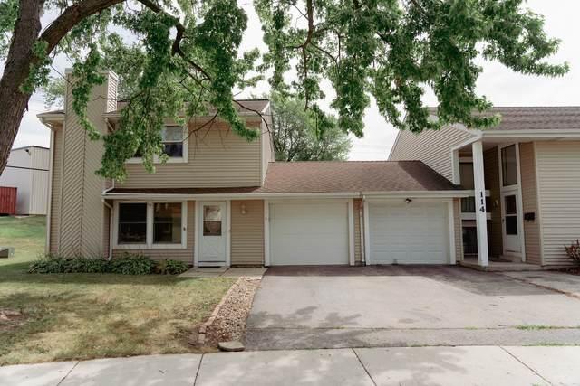 116 Robbin Drive, Romeoville, IL 60446 (MLS #11207207) :: Littlefield Group