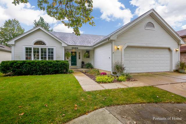 2533 Woodcliff Court, Lisle, IL 60532 (MLS #11207209) :: The Wexler Group at Keller Williams Preferred Realty