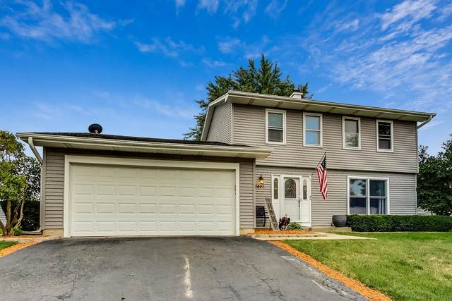 2421 Cove Court, Aurora, IL 60504 (MLS #11207279) :: Littlefield Group