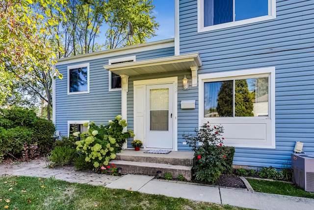 854 Cambridge Place 128C, Wheeling, IL 60090 (MLS #11207330) :: BN Homes Group