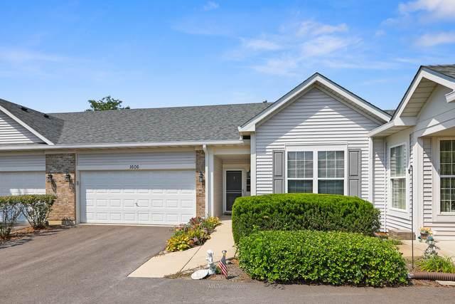 1606 Cadillac Circle, Romeoville, IL 60446 (MLS #11207672) :: John Lyons Real Estate