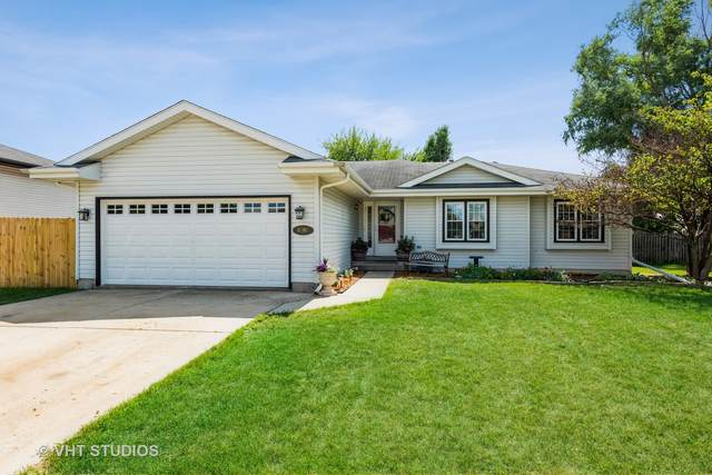 6506 Klinger Lane, Plainfield, IL 60586 (MLS #11207726) :: Littlefield Group