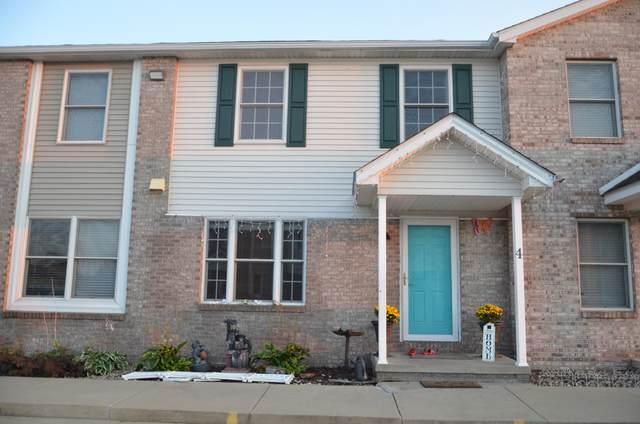 1102 Lockenvitz Lane #4, Bloomington, IL 61704 (MLS #11207806) :: John Lyons Real Estate
