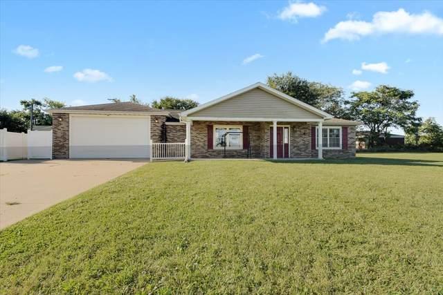 1308 Rockland Drive, Rantoul, IL 61866 (MLS #11207826) :: Ryan Dallas Real Estate