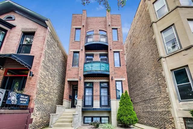 3148 S Wells Street #3, Chicago, IL 60616 (MLS #11207898) :: John Lyons Real Estate