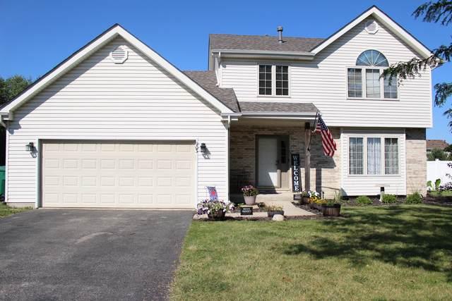 903 Cottonwood Drive, Elwood, IL 60421 (MLS #11208138) :: John Lyons Real Estate