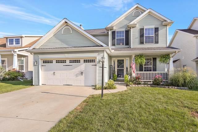 204 Dropseed Drive, Savoy, IL 61874 (MLS #11208158) :: John Lyons Real Estate