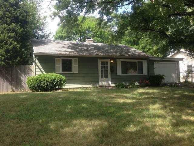 2301 Marmion Avenue, Joliet, IL 60436 (MLS #11208185) :: Suburban Life Realty