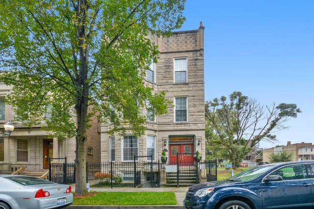 4934 S Forrestville Avenue #3, Chicago, IL 60615 (MLS #11208342) :: John Lyons Real Estate