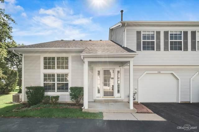 581 East Avenue, Streamwood, IL 60107 (MLS #11208358) :: John Lyons Real Estate