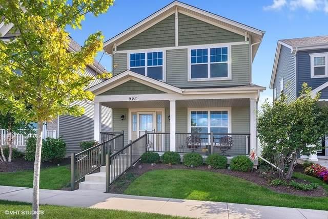 923 Station Boulevard, Elburn, IL 60119 (MLS #11208360) :: The Wexler Group at Keller Williams Preferred Realty