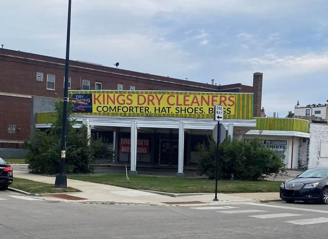 4200 S King Drive, Chicago, IL 60653 (MLS #11208447) :: John Lyons Real Estate