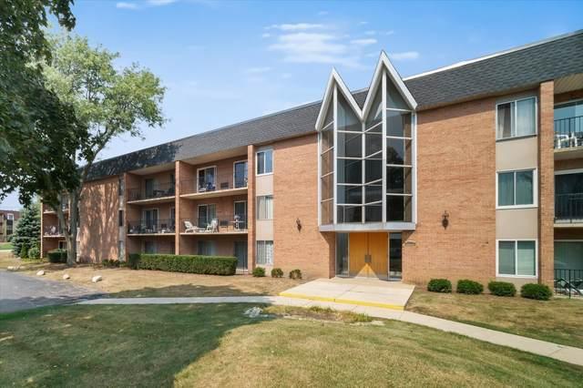 1104 N Mill Street #301, Naperville, IL 60563 (MLS #11208527) :: John Lyons Real Estate