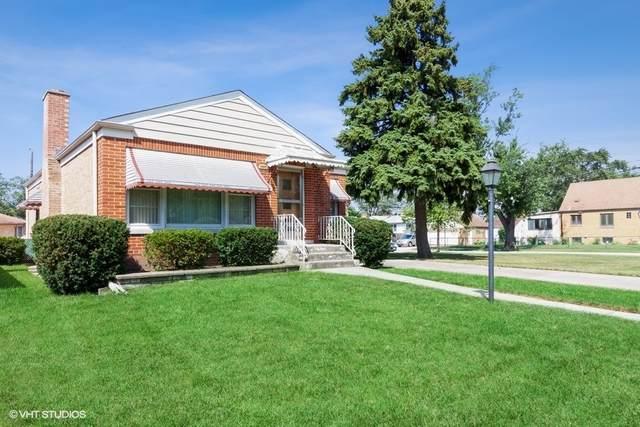 8154 N Osceola Avenue, Niles, IL 60714 (MLS #11208590) :: John Lyons Real Estate
