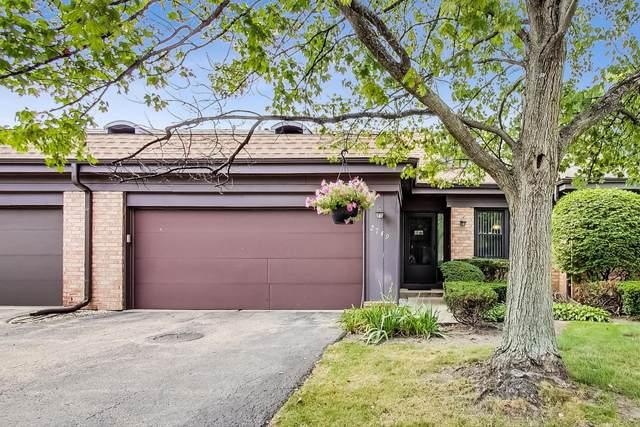 2749 Wilshire Lane #2749, Northbrook, IL 60062 (MLS #11208734) :: Ryan Dallas Real Estate