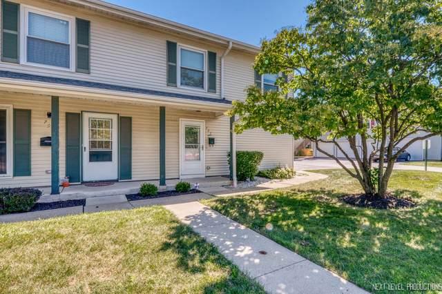 795 Wellington Avenue #795, Elk Grove Village, IL 60007 (MLS #11208773) :: John Lyons Real Estate