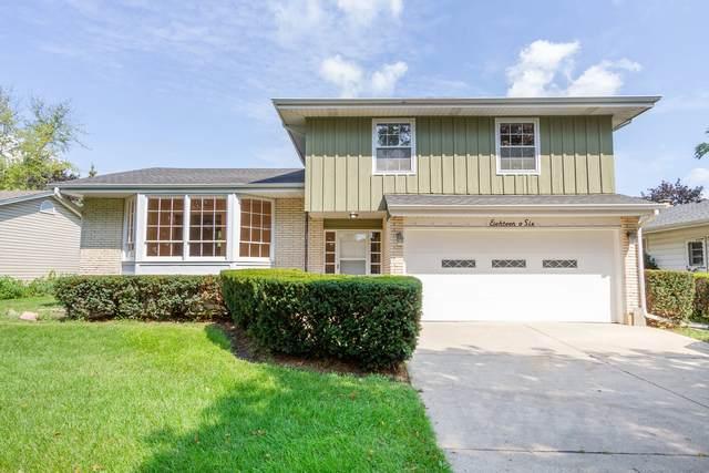 1806 E Wood Lane, Mount Prospect, IL 60056 (MLS #11208879) :: John Lyons Real Estate