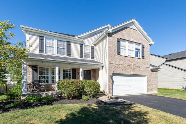 548 Holbrook Avenue, Elburn, IL 60119 (MLS #11208885) :: Littlefield Group