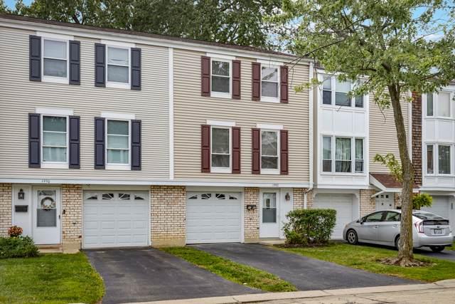 1992 Brighton Lane, Hoffman Estates, IL 60169 (MLS #11208894) :: John Lyons Real Estate