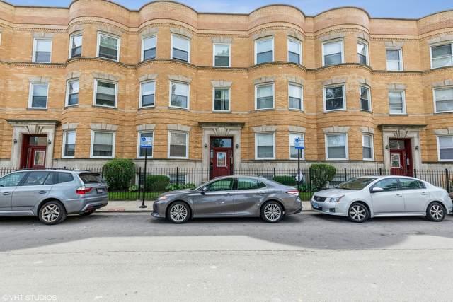 511 E 44th Street E #1, Chicago, IL 60653 (MLS #11208945) :: John Lyons Real Estate