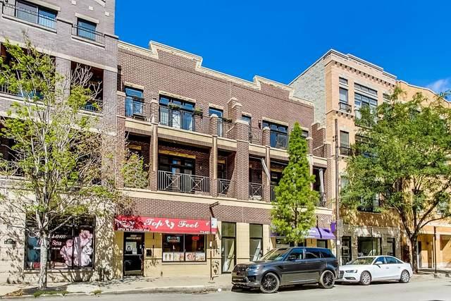 2048 W Belmont Avenue #3, Chicago, IL 60618 (MLS #11209107) :: Touchstone Group