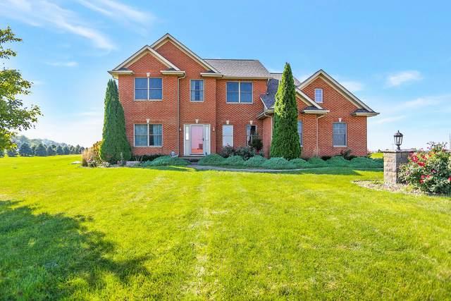 3 County Road 2300, Mahomet, IL 61853 (MLS #11209357) :: Ryan Dallas Real Estate