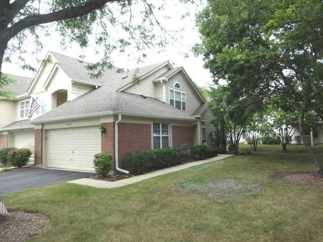 1639 Colfax Court #4, Bartlett, IL 60103 (MLS #11209611) :: John Lyons Real Estate