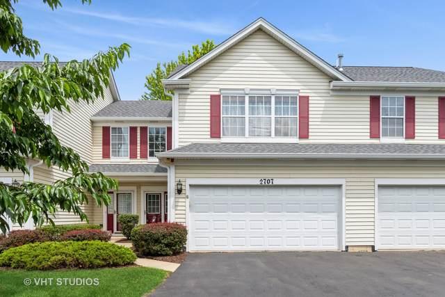 2707 Sheridan Court #2707, Naperville, IL 60563 (MLS #11209633) :: John Lyons Real Estate