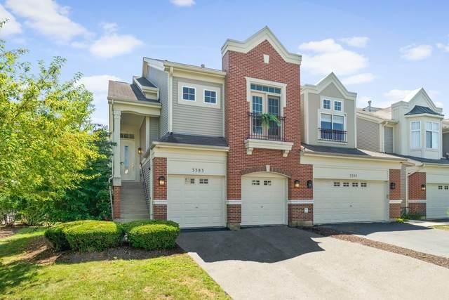3383 Rosecroft Lane, Naperville, IL 60564 (MLS #11209647) :: Littlefield Group